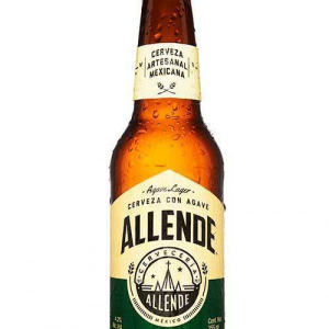 Allende AGAVE LAGER 4.2º [ARTESANAL MEXICANA]